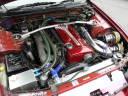 SKYLINE GT-R BCNR33 エンジンルーム写真1