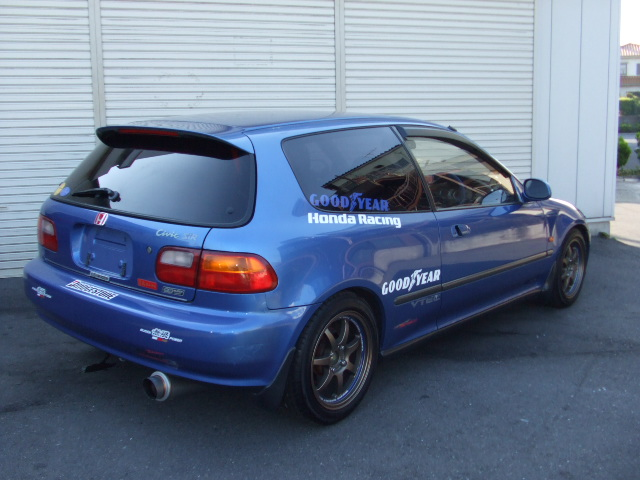 New Honda Civic Price HONDA CIVIC EG6 1600 SIR VTEC