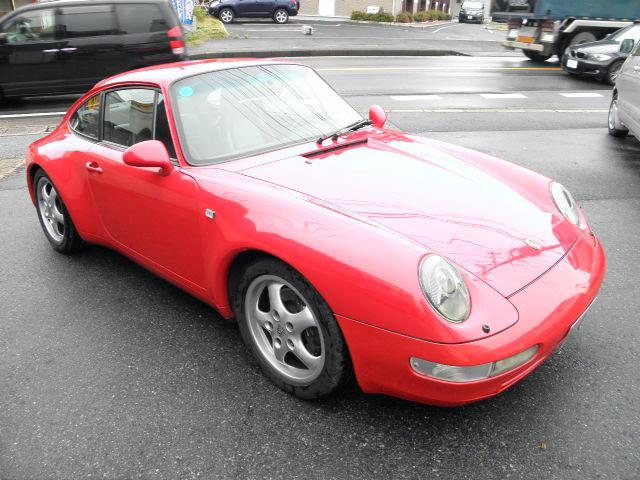 Porsche 911 Carrera E 993 For Sale Japan Used Car Export